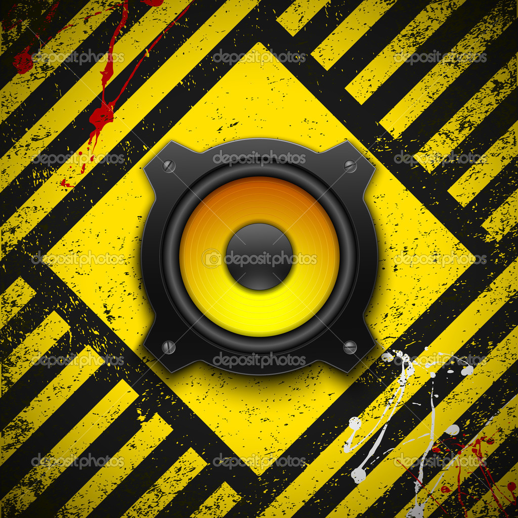 Speakers Vector With s...