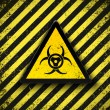 Biohazard sign — Stock Vector #5780595