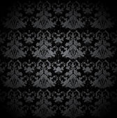 Seamless Damask Pattern. Vector — Stock Vector