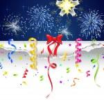 Celebration event background. Vector — Stock Vector