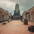 Ayutthaya, Thailand. — Stock Photo