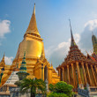 Bangkok   Temple - Stock Photo