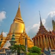Stock Photo: Bangkok Temple