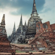 Ayutthaya - Stock Photo