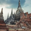 Ayutthaya — Stock Photo #5552691
