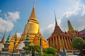 Bangkok Temple — Stock Photo