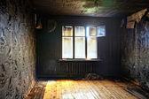 Quemado interior — Foto de Stock