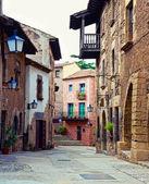Spanska street — Stockfoto