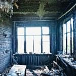 Burned interior — Stock Photo #6294939