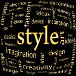 Style . — Stock Vector #6674985