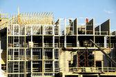 Hotel Construction — Stock Photo