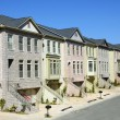Townhomes — Stock Photo