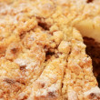 Crumble mixture cake — Stock Photo #6098444