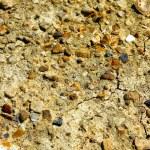Dry ground texture — Stock Photo