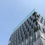 Modern city building — Stock Photo