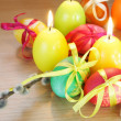 Easter Festive Composition — Stock Photo