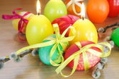 Easter Festive Still Life — Stock Photo