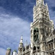 Stock Photo: Marienplatz in Munich