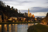 Salzburg, oostenrijk — Stockfoto