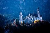 Neuschwanstein castle in Germany — Foto de Stock