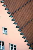 House in Fussen, Germany — Stock Photo