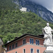 Riva del Garda city center — Stock Photo #6052043