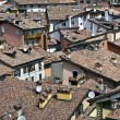 Riva del Garda city roofs — Stock Photo #6052087