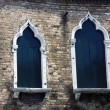 Windows in Murano Island — Stock Photo