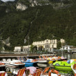 Riva del Garda city — Stock Photo #6391506
