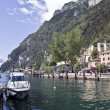 Riva del Garda city — Stock Photo #6391597