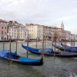Buildings on the big canal in Venice — Stock fotografie #6635090