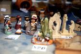 Indian souvenirs — Stock Photo