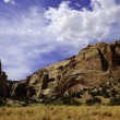 Red Rock formation near Capitol Reef National Park — Stock Photo