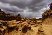 Valle di Goblin — Foto Stock