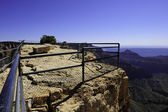 View of the north rim — Stock Photo