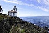 Lime Kiln Lighthouse — Stock Photo
