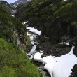 Stock Photo: Mountain Gorge