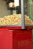 Popcorn per la vendita — Foto Stock