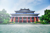 Sun Yat-sen Memorial Hall in Guangzhou, China. It is a HDR image — Stock Photo