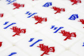 Mahjong tiles — Stock Photo
