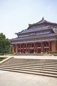 Sun Yat-sen Memorial Hall in Guangzhou, China — Stock Photo