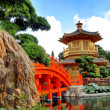 The Pavilion of Absolute Perfection in the Nan Lian Garden, Hong — Stock Photo