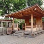 Красивый дом с прилагается беседка и Деревянные сараи - Стоковое фото iriana88w #39940821