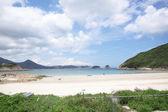 Beach in Hong Kong — Stock Photo