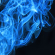 Stock Photo: Smoke background for art design or pattern