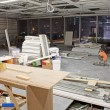 Interior construction site — Stock Photo #6643597