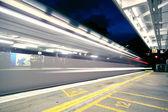 Traffic tram — Stock Photo