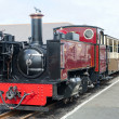 Old Vintage Steam Train — Stock Photo #5986373