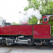 Old Vintage Steam Train — Stock Photo #5986460