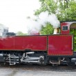Stock Photo: Old Vintage Steam Train